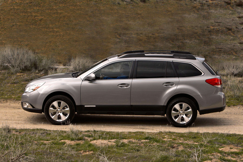 2010 Subaru Outback делает сюрприз дебют на New York International Auto Show - фотография №8