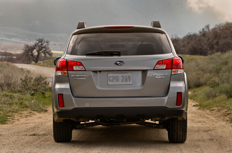 2010 Subaru Outback делает сюрприз дебют на New York International Auto Show - фотография №9