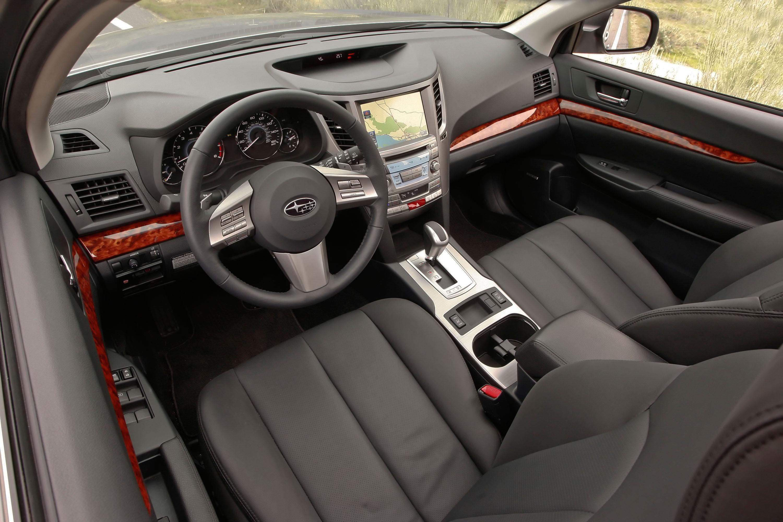 2010 Subaru Outback делает сюрприз дебют на New York International Auto Show - фотография №11