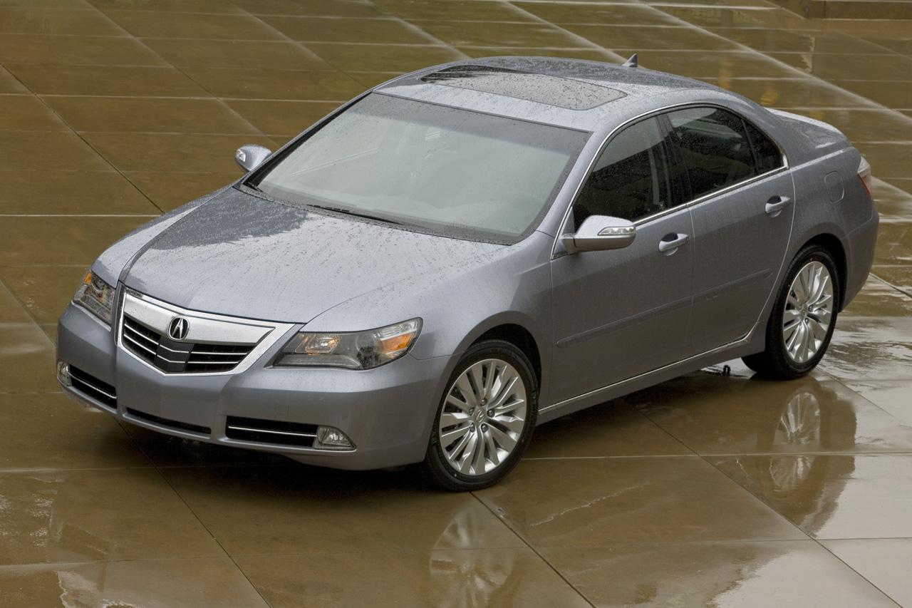 2011 Acura RL - $47 200 в США - фотография №5