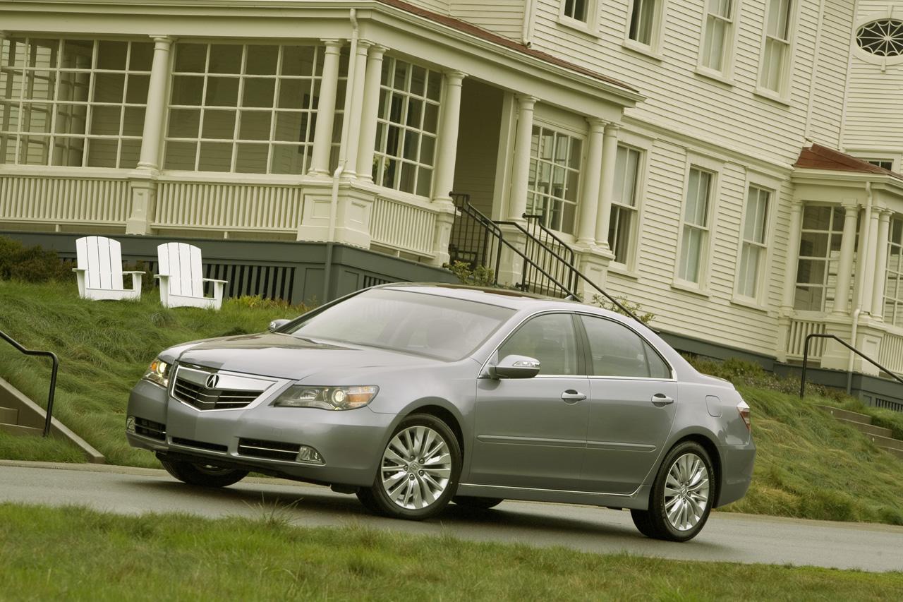 2011 Acura RL - $47 200 в США - фотография №8