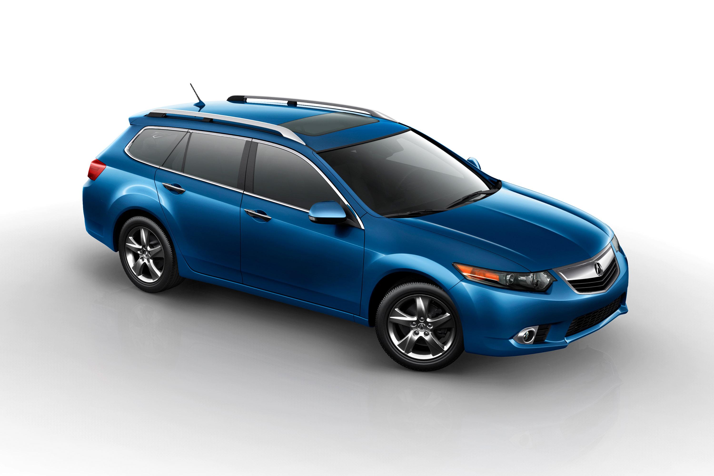 2011 Acura TSX Sport Wagon - просторные, роскошные автомобили! - фотография №2