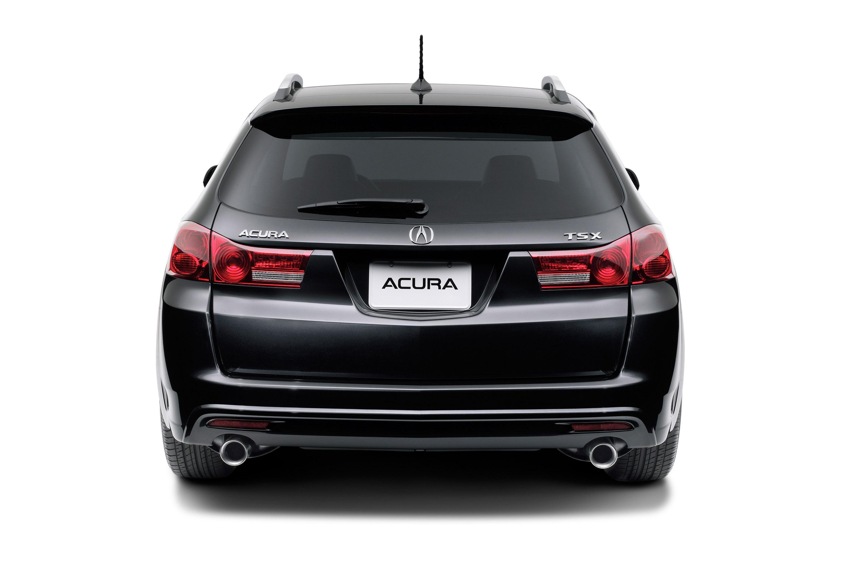 2011 Acura TSX Sport Wagon - просторные, роскошные автомобили! - фотография №4