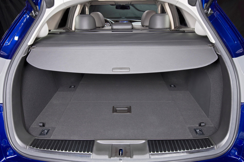 2011 Acura TSX Sport Wagon - просторные, роскошные автомобили! - фотография №15