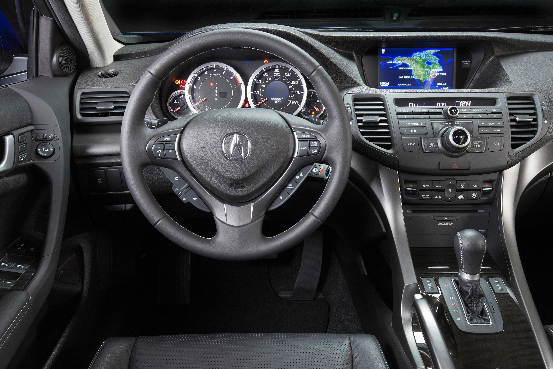 2011 Acura TSX Sport Wagon - просторные, роскошные автомобили! - фотография №16