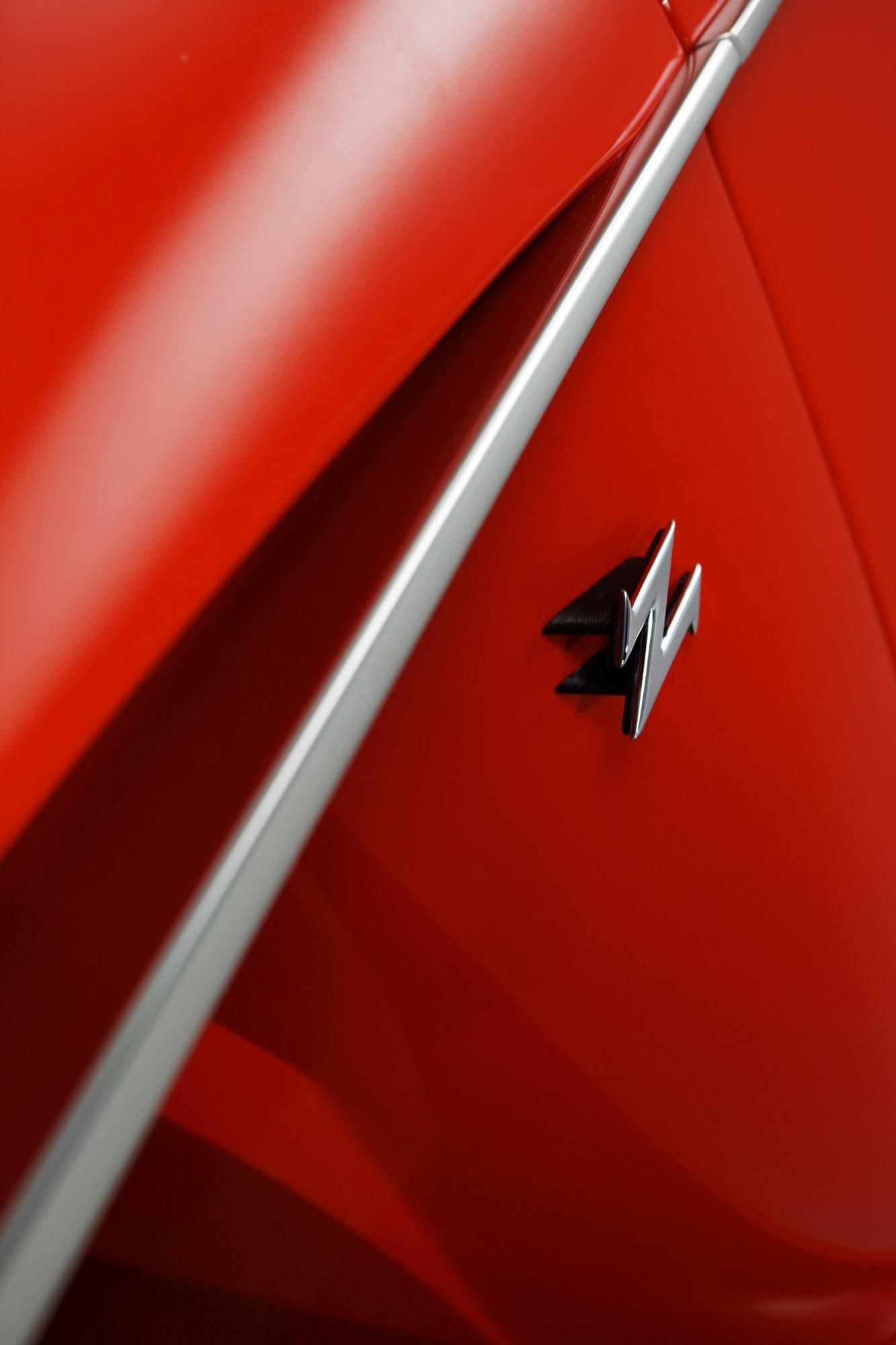 2011 Aston Martin V12 Zagato - фотография №4