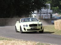 2011 Bentley Continental Supersports Convertible at Goodwood