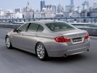 2011 BMW 5 Series Sedan Long Wheelbase