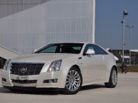 2011 Cadillac CTS AWD Coupe
