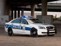 2011 Chevrolet Caprice Police Patrol Vehicle