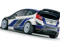 2011 Ford Fiesta WRC