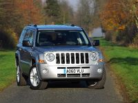 2011 Jeep Patriot CRD
