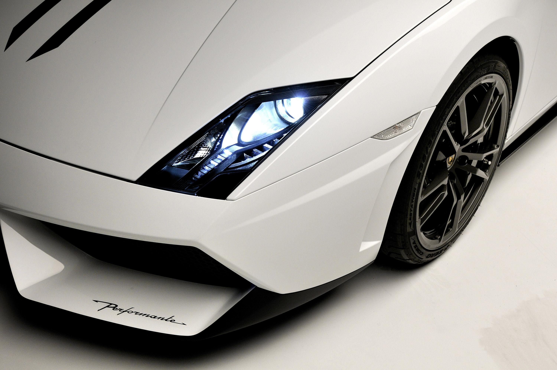 "Lamborghini Gallardo Spyder Performante LP 570-4 - \""Superleggera\"" convertible - фотография №6"