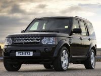 2011 Land Rover Discovery 4 Armoured