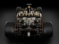 2011 Lotus Renault GP Car