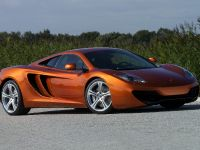2011 McLaren MP4-12C