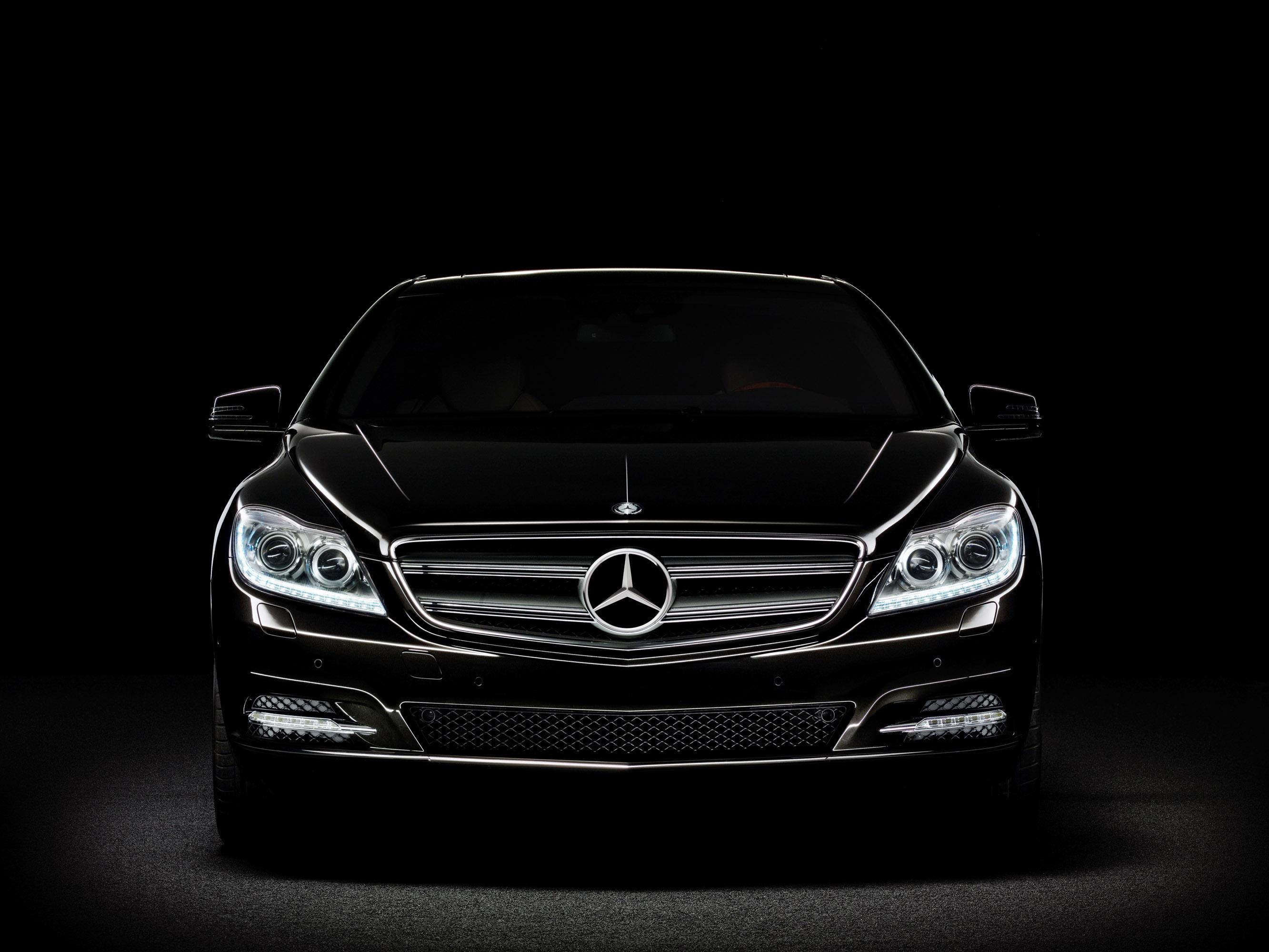2011 Mercedes-Benz CL-Class сочетает в себе новейшие технологии с повышенной комфортности - фотография №1
