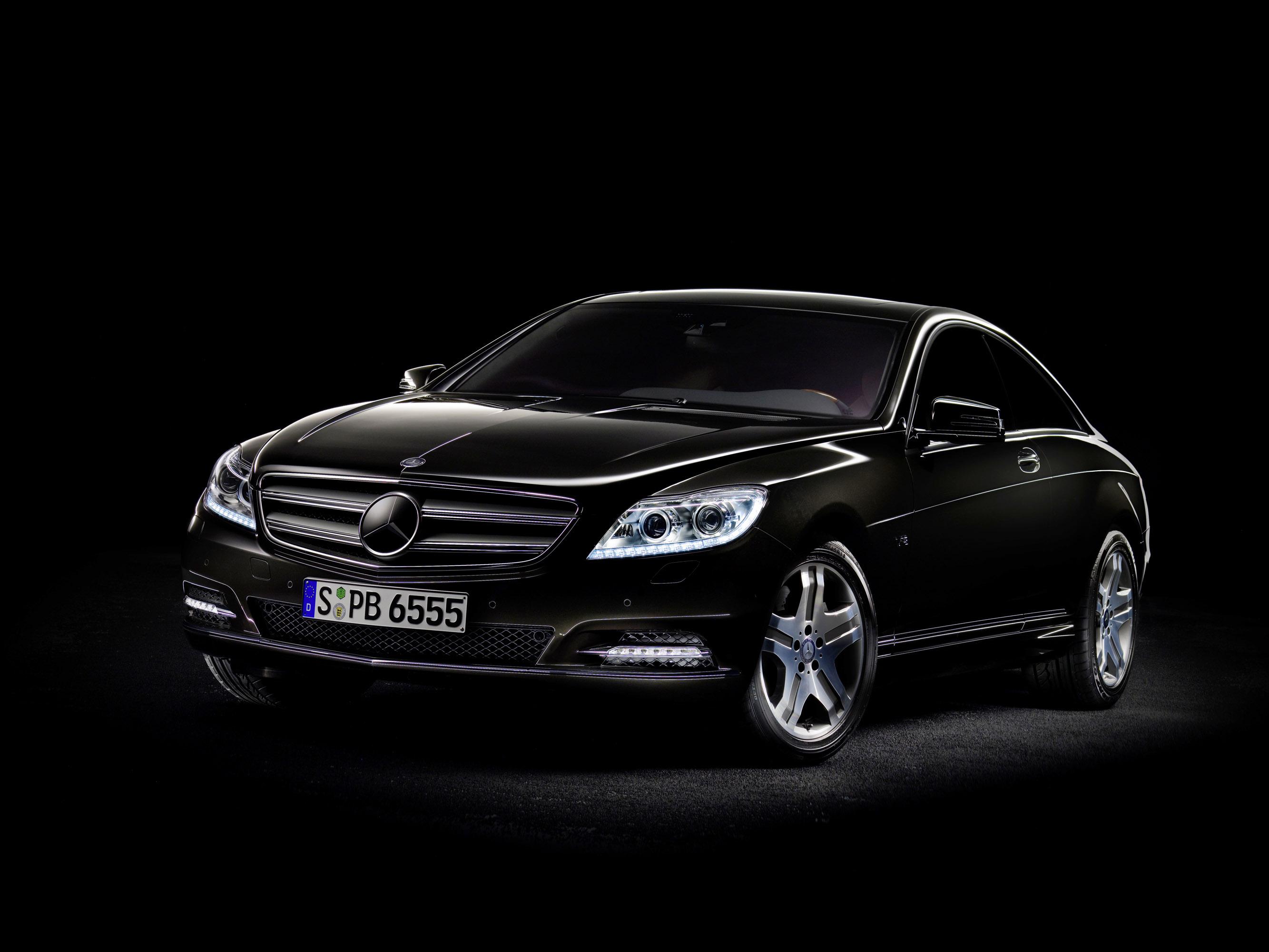 2011 Mercedes-Benz CL-Class сочетает в себе новейшие технологии с повышенной комфортности - фотография №2