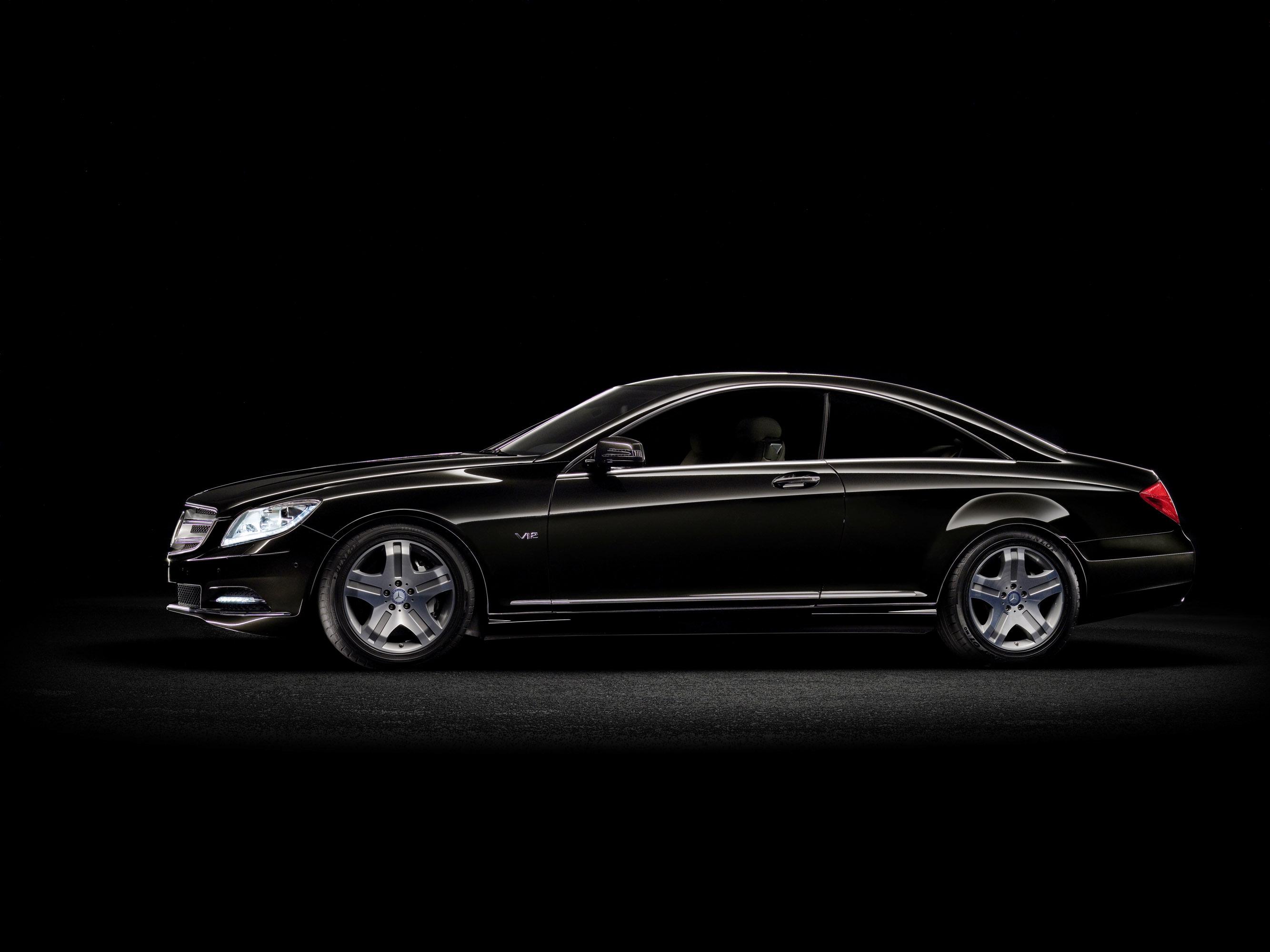 2011 Mercedes-Benz CL-Class сочетает в себе новейшие технологии с повышенной комфортности - фотография №3