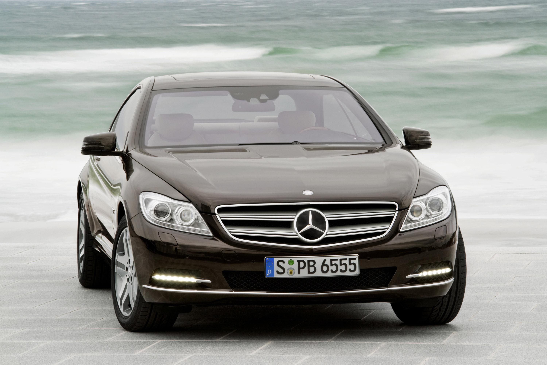 2011 Mercedes-Benz CL-Class сочетает в себе новейшие технологии с повышенной комфортности - фотография №6