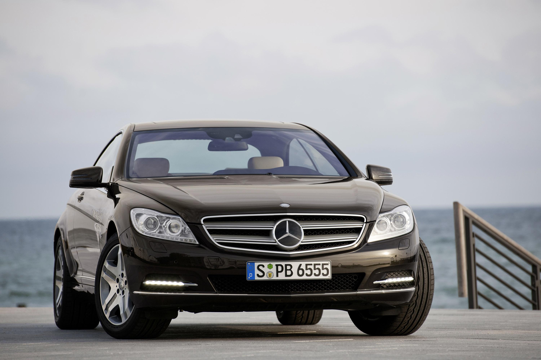 2011 Mercedes-Benz CL-Class сочетает в себе новейшие технологии с повышенной комфортности - фотография №8