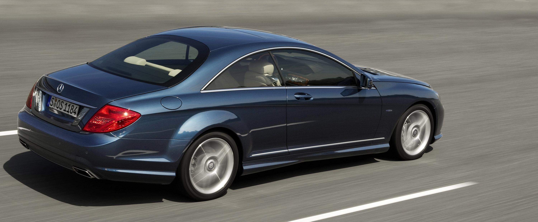 2011 Mercedes-Benz CL-Class сочетает в себе новейшие технологии с повышенной комфортности - фотография №16