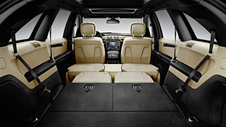 Mercedes-Benz демонстрирует его все-новый 2011 R-класса - фотография №12