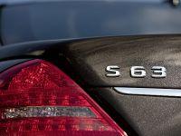 2011 Mercedes-Benz S 63 AMG