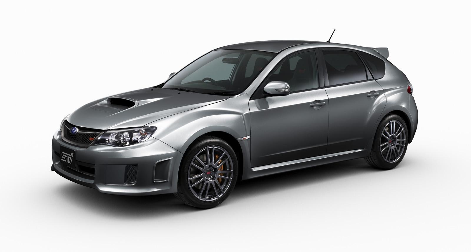 2011 Subaru Impreza WRX STI Spec C - фотография №2