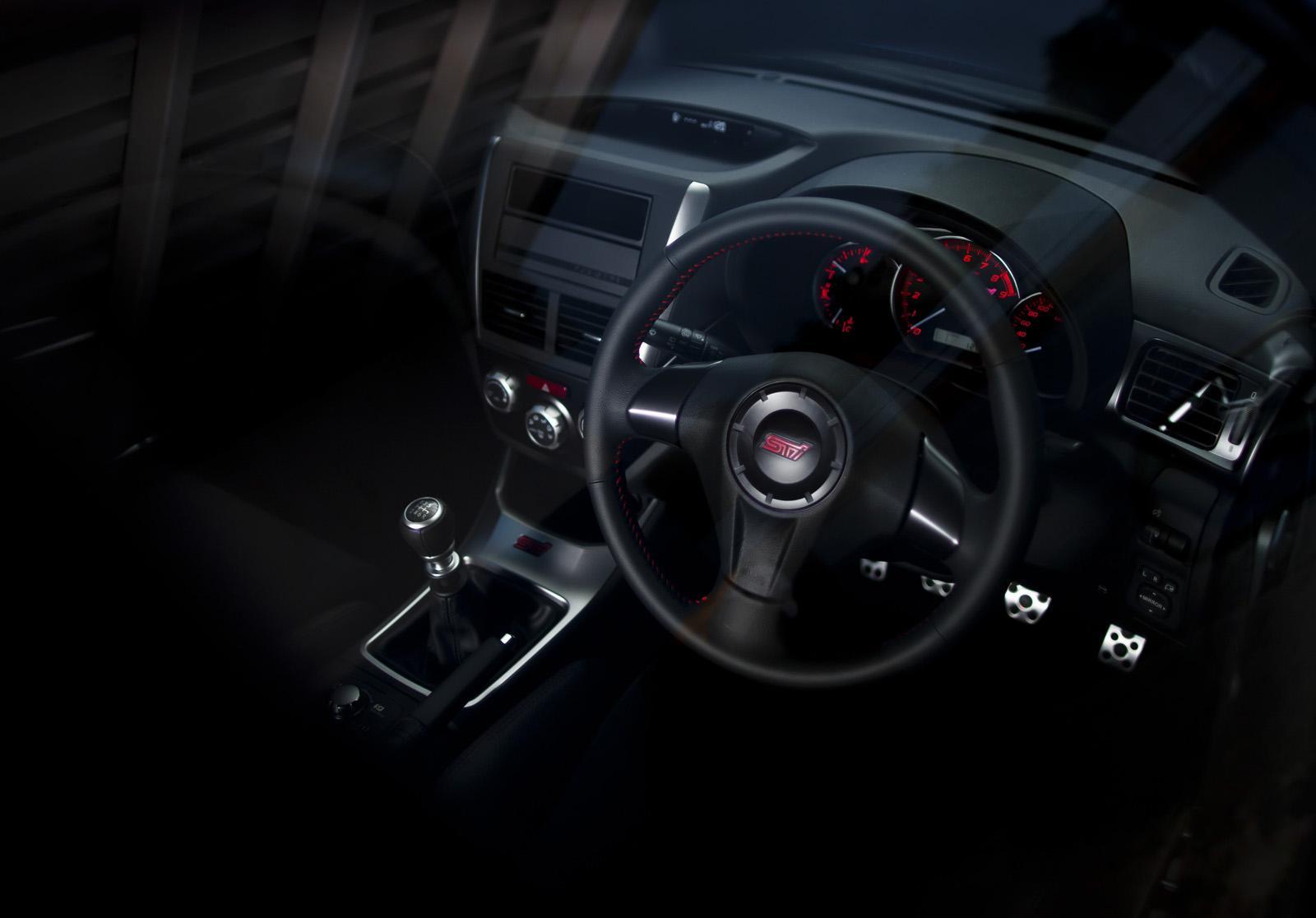 2011 Subaru Impreza WRX STI Spec C - фотография №6