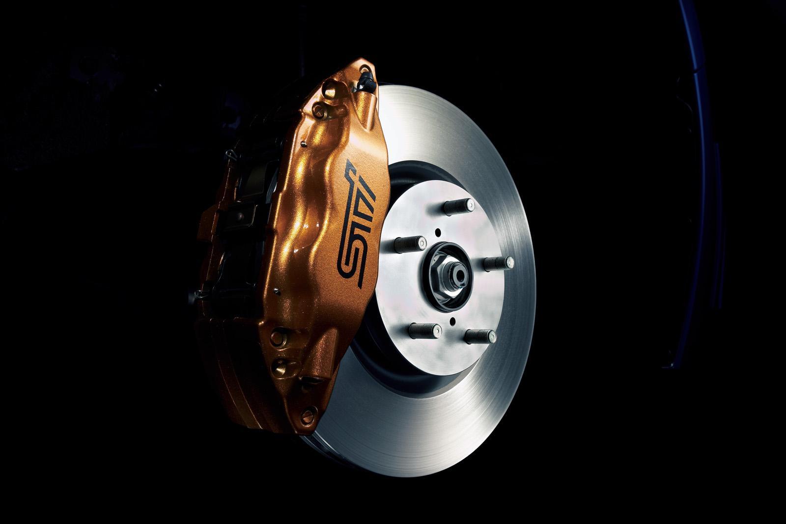 2011 Subaru Impreza WRX STI Spec C - фотография №11