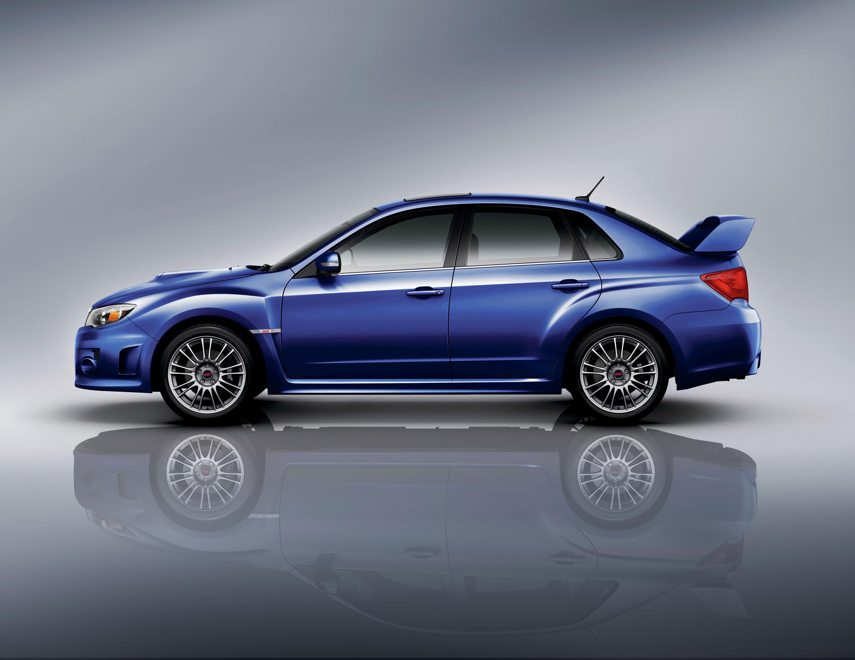 2011 Subaru Impreza WRX STI - цена и описание - фотография №1
