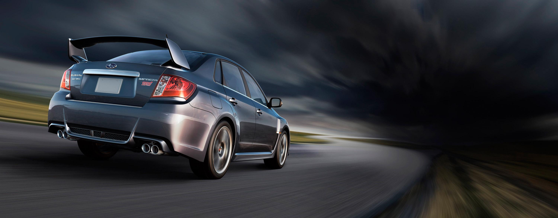 2011 Subaru Impreza WRX STI - цена и описание - фотография №3