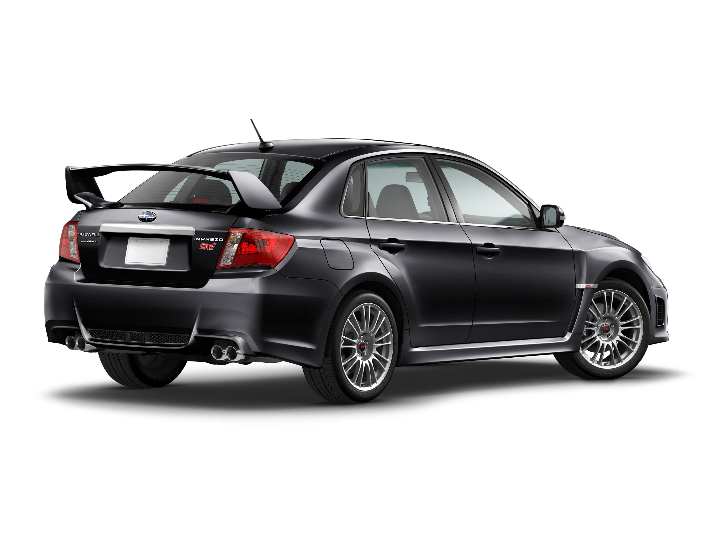 2011 Subaru Impreza WRX STI - цена и описание - фотография №5
