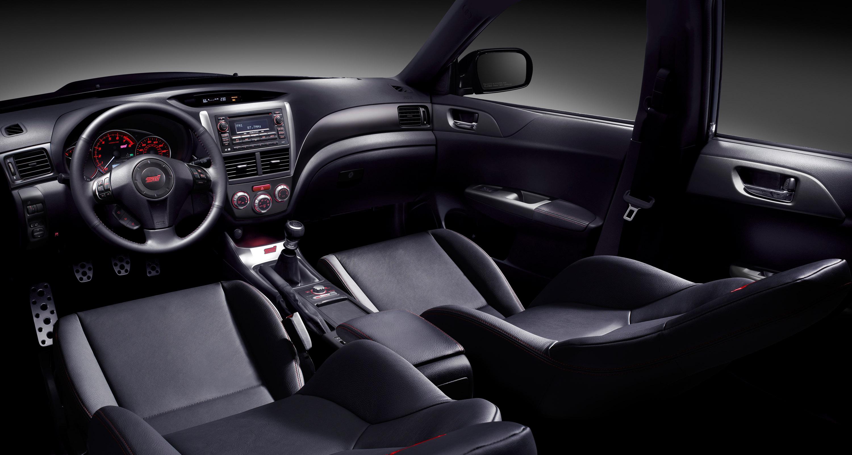 2011 Subaru Impreza WRX STI - цена и описание - фотография №7