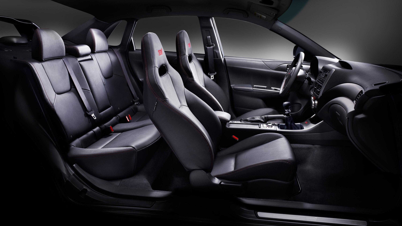 2011 Subaru Impreza WRX STI - цена и описание - фотография №8