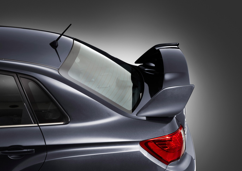 2011 Subaru Impreza WRX STI - цена и описание - фотография №10