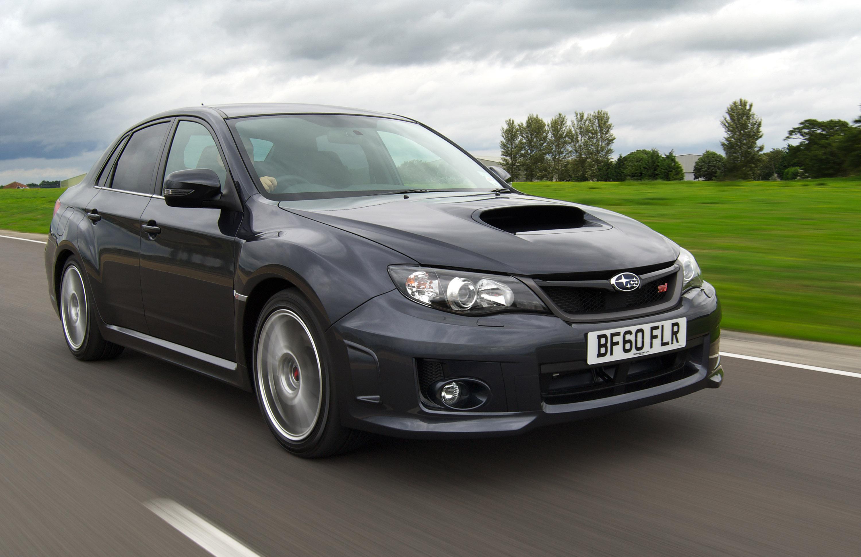 2011 Subaru Impreza WRX STI - цена и описание - фотография №15