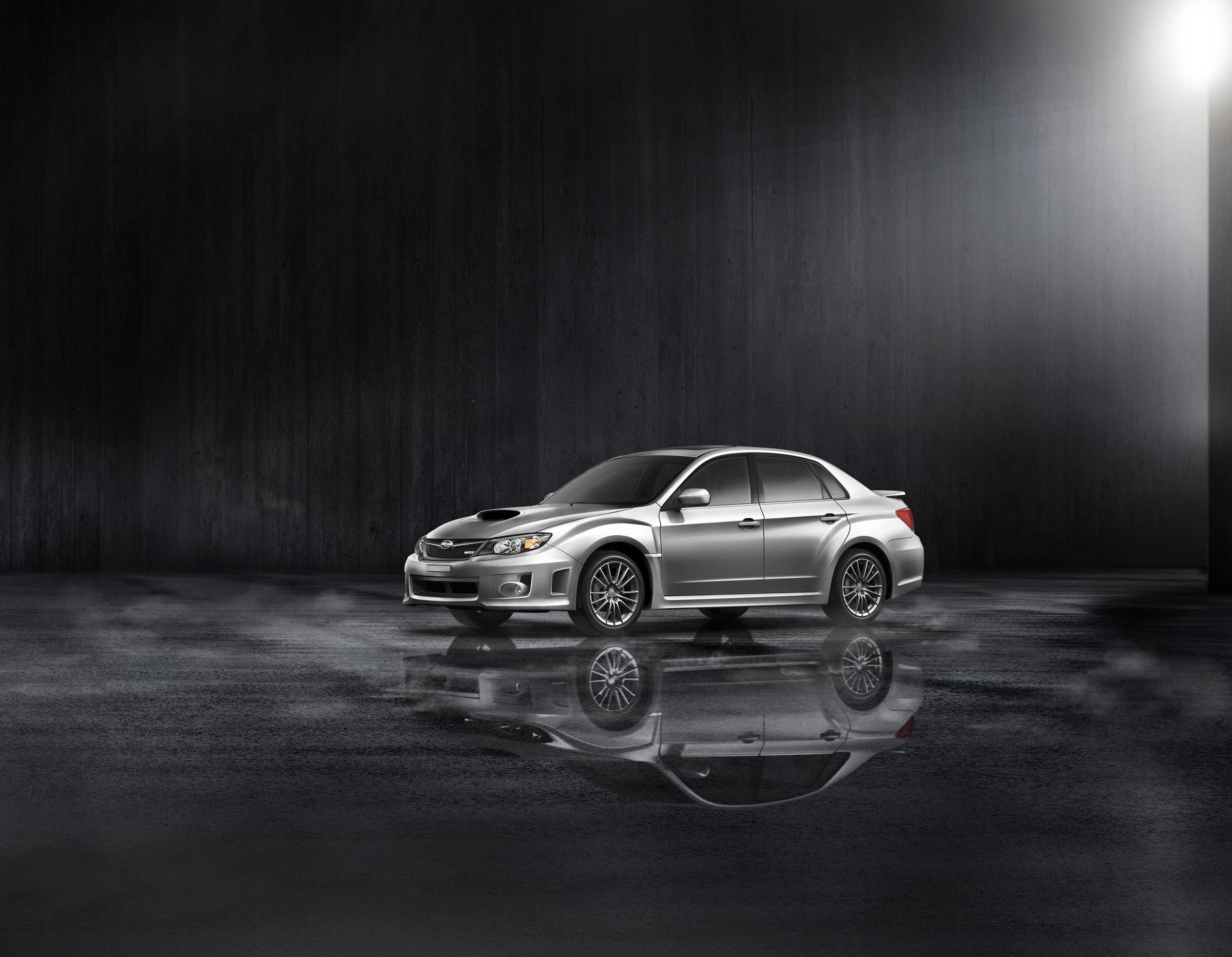 Subaru выпускает официально улучшенной 2011 Impreza WRX - фотография №1