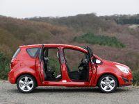 2011 Vauxhall Meriva