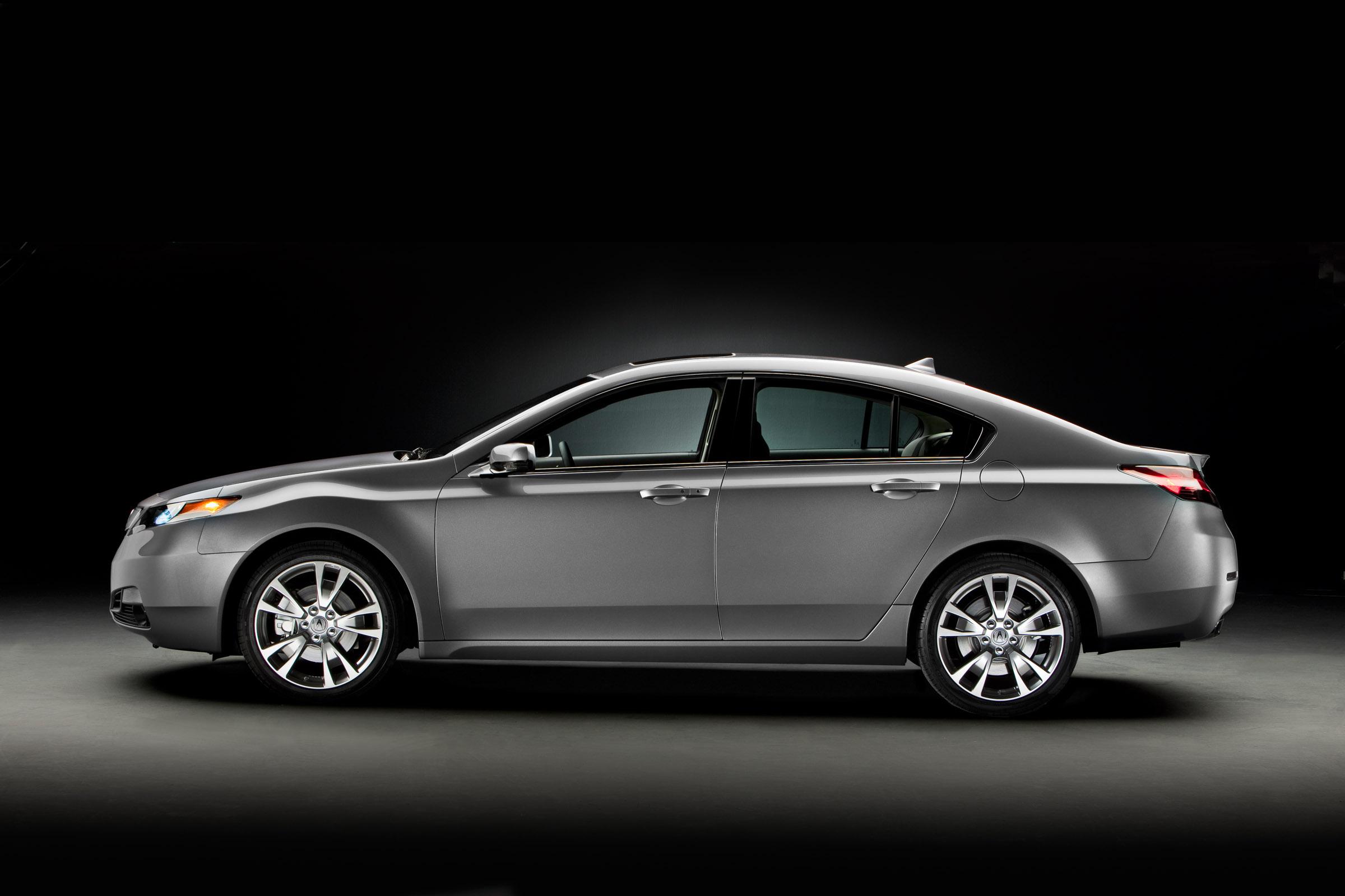 2012 Acura TL в продаже - фотография №2