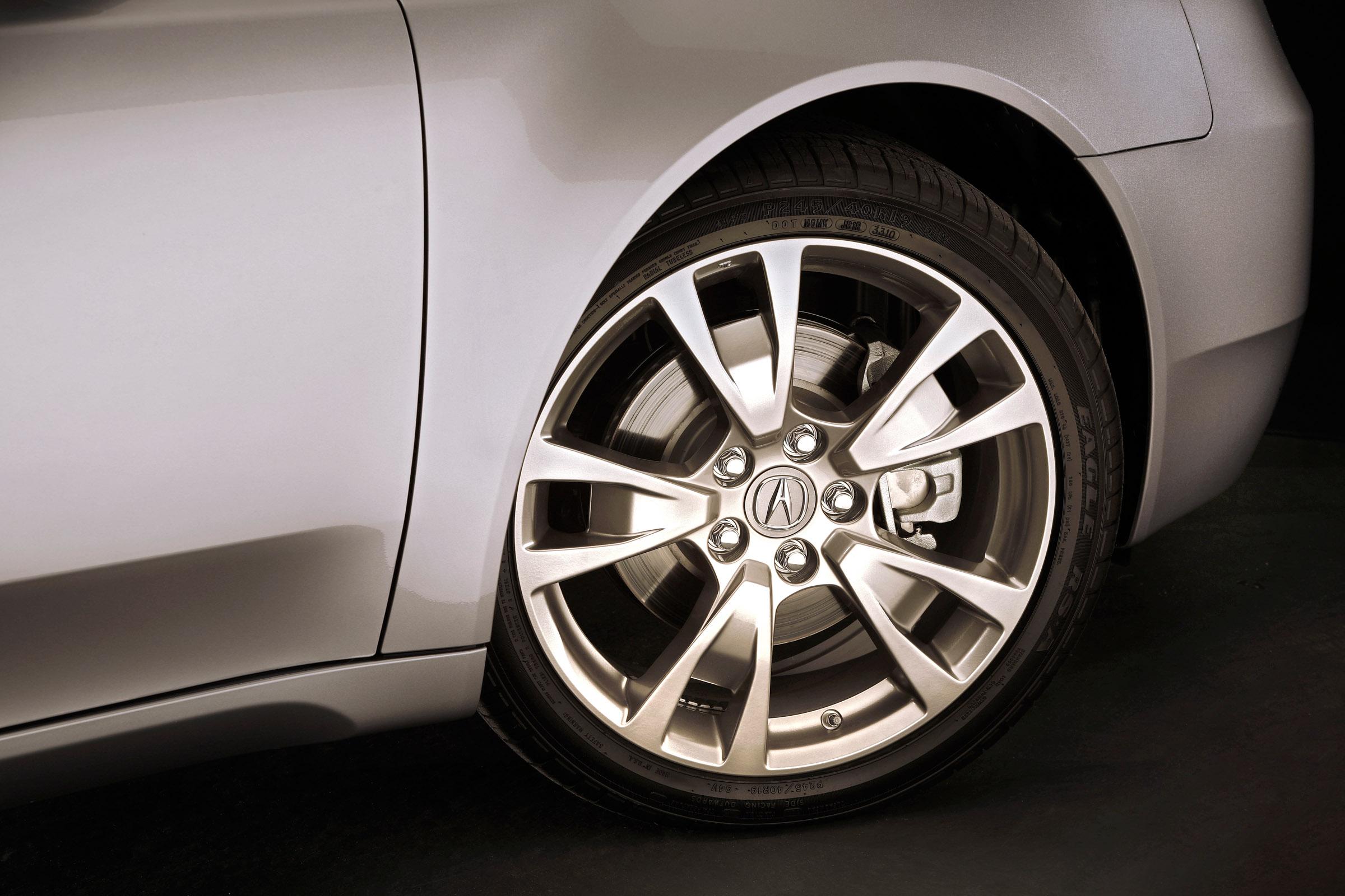 2012 Acura TL в продаже - фотография №5