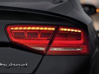 2012 Audi A8 Hybrid - production version