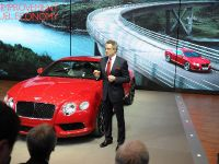 2012 Bentley Continental GT V8 Detroit 2012