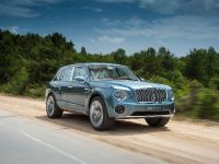 2012 Bentley EXP 9 F SUV Concept