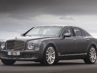 2012 Bentley Mulsanne Mulliner
