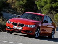 2012 BMW 3-Series Sedan F30