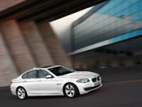 2012 BMW 520d EfficientDynamics Edition