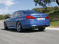 2012 BMW M5 F10