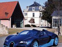 2012 Bugatti Veyron Grand Sport Vitesse Blue Carbon